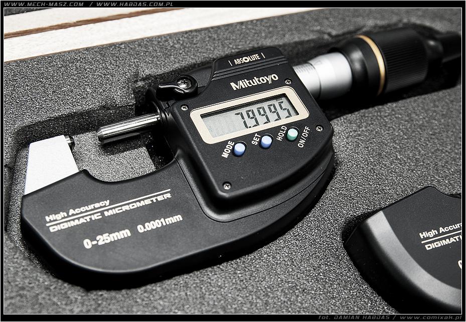 MIKROMIERZ 0-25mm 0.0001